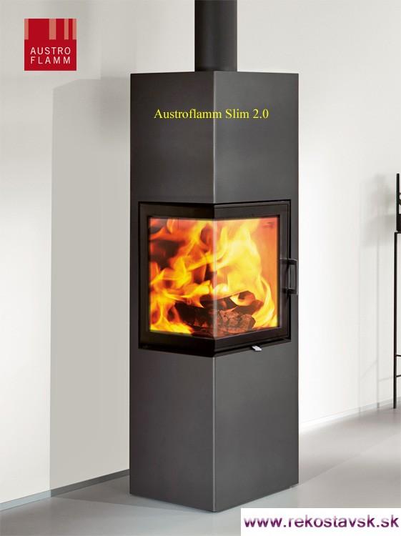 krbov kachle austroflamm slim 2 0. Black Bedroom Furniture Sets. Home Design Ideas